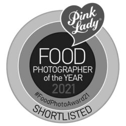 2021 Pink Lady Food Photographer of the Year Shortlisted